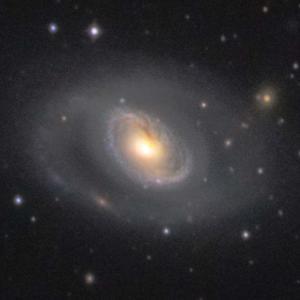 3万円と2万5千円の望遠鏡で撮った銀河たち M96 2年もの