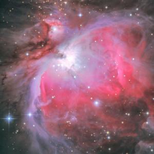 3万円と2万5千円の望遠鏡で撮った銀河たち 帝王オリオン大星雲 M42
