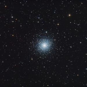 3万円の望遠鏡で撮った銀河たち 球状星団 M92