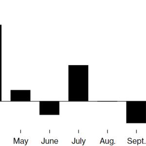 ウォール街の機関投資家、アメリカ株下落を警戒しています