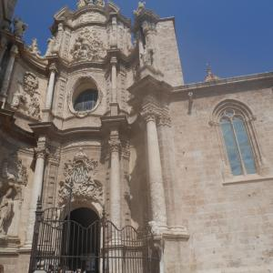 バレンシア大聖堂