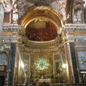 サンタ・マリア・デッラ・ヴィットーリア教会