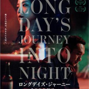 ビー・ガン「ロングデイズ・ジャーニー この夜の涯てへ」シネ・リーブル神戸
