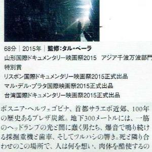小田香「鉱 ARAGANE」元町映画館