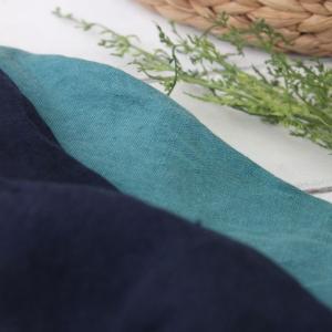 春の羽織りにぴったり♪質感が素敵すぎるリネンのカシュクールコート