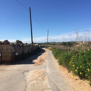 マルタの裏道事情