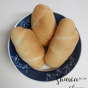 梅酵母からロールパン( ^o^)♪