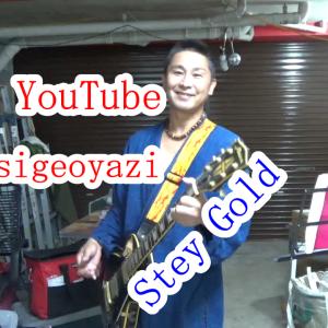 【ギター 】とにかく弾きたいStay Goldステイゴールド!なりきり横山 健(笑)