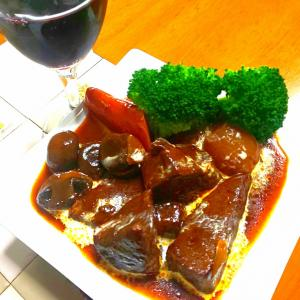 【.:*'° un cuisine :'】圧力鍋料理特集4️⃣ビーフシチューです