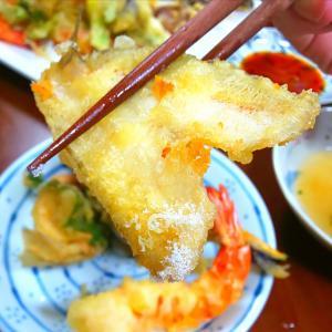 【.:*'° un cuisine :'】定番のシロギス天ぷら