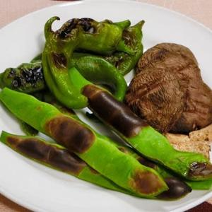 網焼き野菜