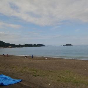 マイボートで内房保田沖のマダイ釣り~活動再開!!大型マダイ浮上するも…