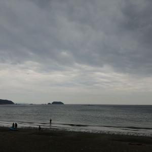 マイボートで内房金谷沖のワラサ釣り&保田沖のマダイ釣り~底荒れの最悪のコンディション