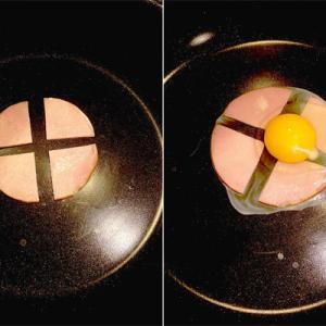 地味ながら画期的な目玉焼きの改善法