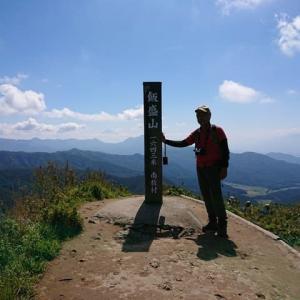 飯盛山より