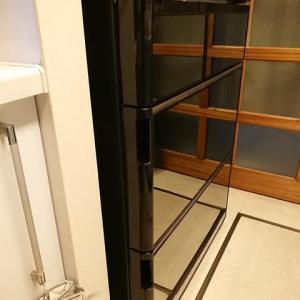 今になって…冷蔵庫が壊れた!