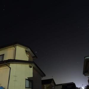 COOLPIX P1000では天の川銀河は撮れないかも?