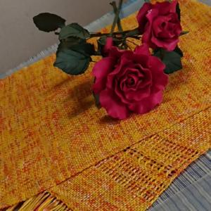 人の風景 emiko life  285話 透かし織り模様の夏用ショールを作りました №2