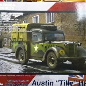 またしても購入!ルビコン1/56(さらに)Austin HP10だぜ!