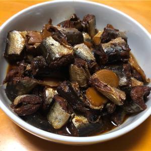南知多イワシ祭りのイワシを食す♪ イワシの甘露煮作ってみたψ(`∇´)ψ