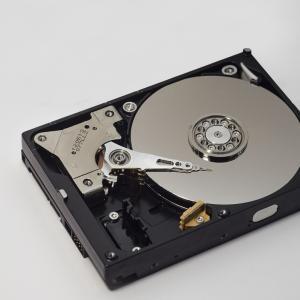 初めてパソコンの内蔵HDDの増設にチャレンジしてみました