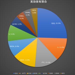 IPO銘柄センチネルワン(S)を購入!+ ポートフォリオ更新(2021年7月その1)