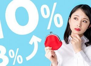いよいよ消費税10%!増税対策にポイント還元は有効?CMで話題のハピタスとは?