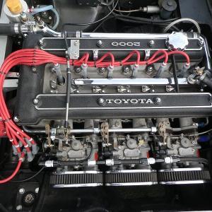 このエンジンの自動車は?