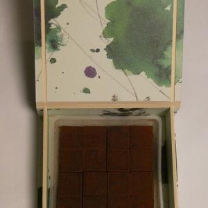 cacaoの生チョコレート「マスカット」
