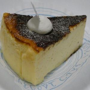 パティスリーシュシュのバスク風チーズケーキ