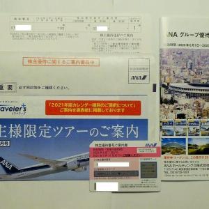 JAL、ANA 株主優待