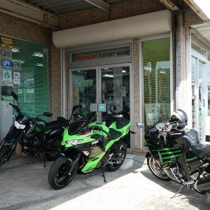 ZX-14Rの3回目車検