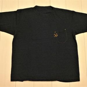 45Rのスマアール刺繍の908オーシャンTシャツ