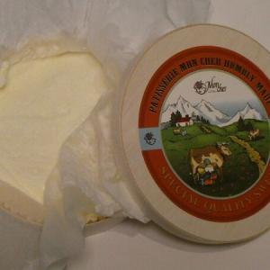 モンシェールの博多限定「白い九州チーズケーキ」