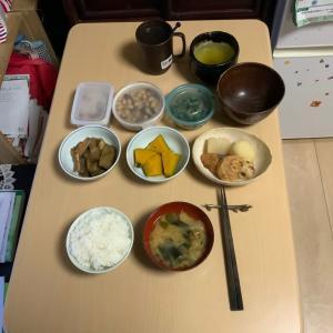 令和元年11月4日の夕ご飯です❣️
