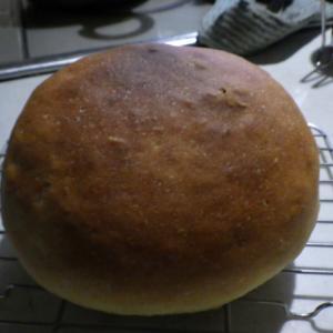 デュラムセモリナのパン