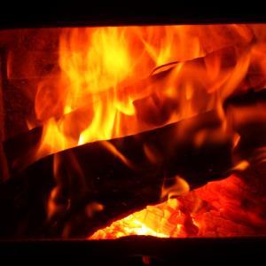きれいな炎を見たい