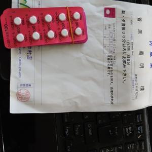 服用している薬 シロスタゾール錠