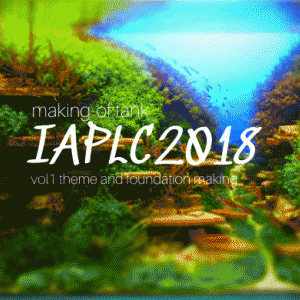 [IAPLC2018]Making of Tank vo1 theme and foundation making