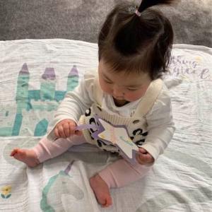 ☆娘、生後9ヶ月になりました☆