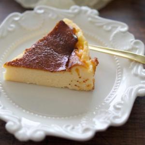 バスク風チーズケーキ&サブレ&お土産