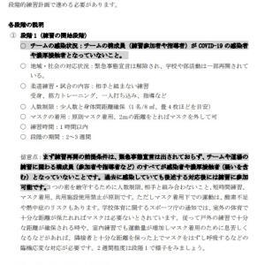 【重要】コロナウィルスに対する全柔連の指針(07/27VER)が発表されました 海老名市柔道日記