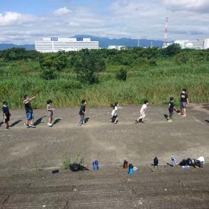 2020/08/08 特別トレーニング 海老名市柔道日記