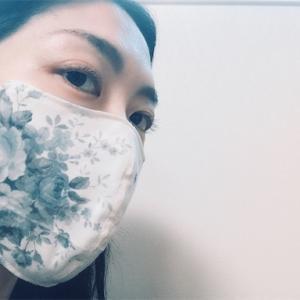 美魔女ならぬ「美マスク」制作中