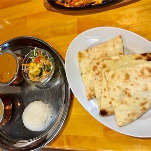 チーズナンが絶品! 「インド料理 ニサン」