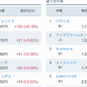 評価損益前日比 +252,740円