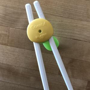 子どものお箸を変えてみた