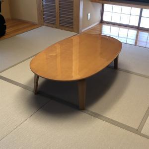【無印】年中使えるコタツテーブル
