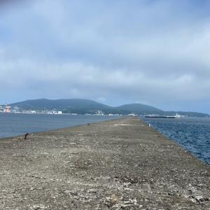 小樽南防波堤