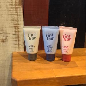 tint bar(ティントバー)のカラートリートメント